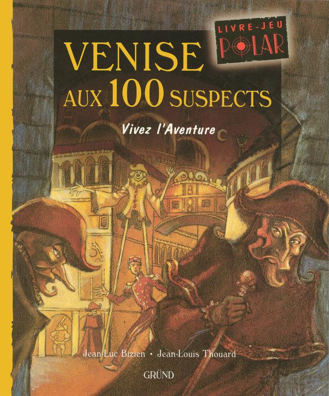 Enquete A Venise Un Livre Jeu Delivrer Des Livres