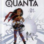 Agence Quanta – Bande dessinée Ado/Adulte