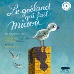 Le goéland qui fait miaou – Livre CD