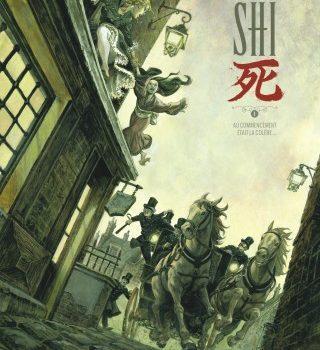 Shi – BD Fantastique Adulte