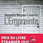 L'empreinte -Prix des Lectrices ELLE (29)