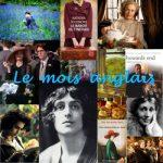Mois Anglais – mes lectures