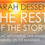 The rest of the story de Sarah Dessen ♥
