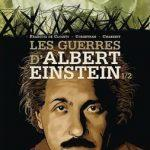 Les guerres d'Albert Einstein – BD Ado / Adulte