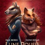 """""""Lune rousse"""" de Paul Beorn et Silène Edgar"""