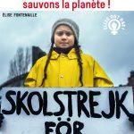 Greta Thunberg, la fille au ciré jaune