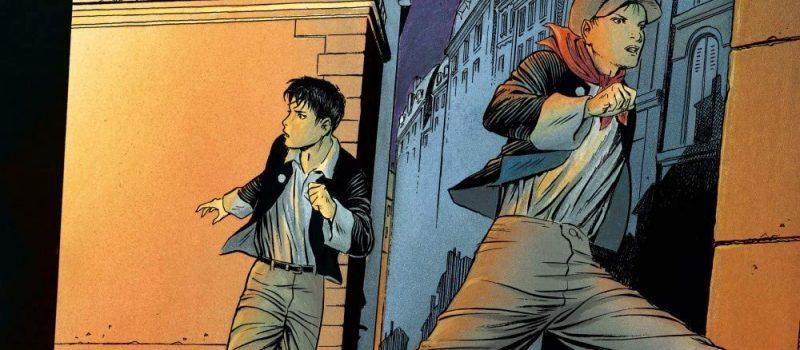 Le croquemitaine – Bande dessinée fantastique