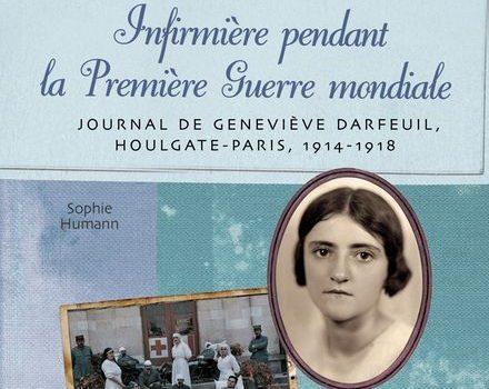 Infirmière pendant la 1ère guerre mondiale