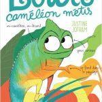 Lewis. Caméléon métis de Justine Jotham et Sophie Hirsch #roman