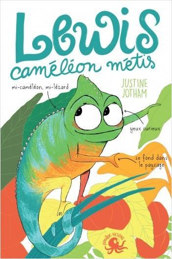 Lewis caméléon métis