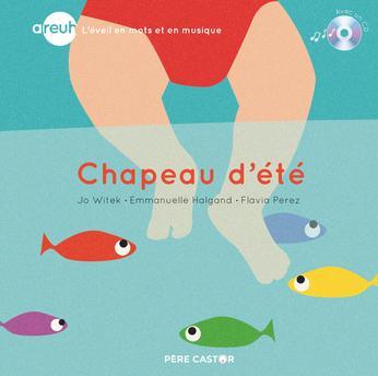 Chapeau d'été – Album + CD pour les bébés
