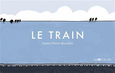 Le train – Album Leporello de 7m de long !